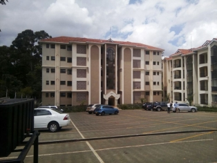 S342:Master ensuite three bedroom apartment for sale,Kilimani.