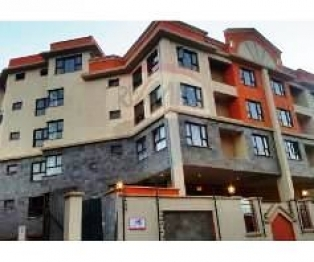 S356:3 bedroom apartment with staff quarter  located in the serene area of kileleshwa Nairobi.