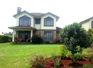 S358:Four Bedroom Town House Located off Kiambu Road.