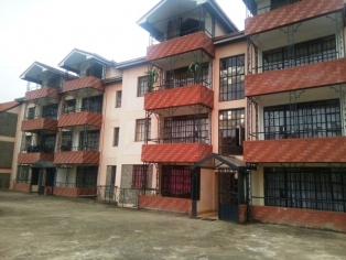 S345:(2) bedrooms apartment for sale in the lavish area of South c Nairobi.