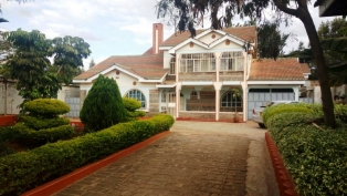 S357:Exquisitely built 5bedroom maisonette in landless,Thika