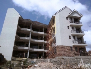 S344:Projected two bedrooms for sale in Ruaka-Limuru road.