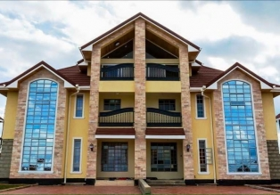 S351:FIVE BEDROOM,3 STOREY ALL ENSUITE HOUSE IN KITENGELA