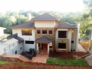 S340:newly built five bedrooms all ensuite In the serene Kitisuru Area.